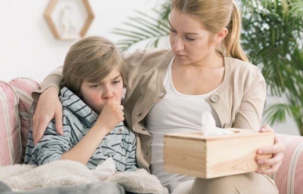 a mother is taking care for the sick child | Looking Out For Your Loved Ones | Medical Testing Can Be Testy – But It Doesn't Have To Be