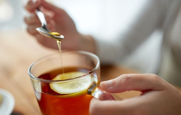 add honey to a cup of tea | How Do I Stop Coughing at Night? | Why Is My Cough Worse At Night?