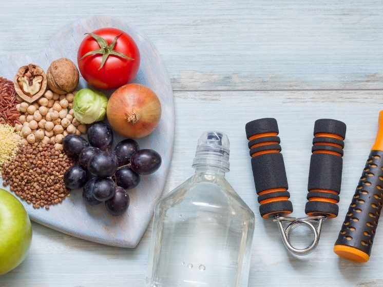 Healthy lifestyle concept with diet and fitness - ss - featured photo | How To Identify Trends and the Good and Bad Habits In Your Life