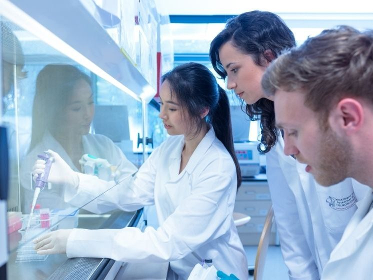 three scientists are working together-feature-ca | Epidemiology: The Study of The Spread of Health-Related Events Within A Population | feature