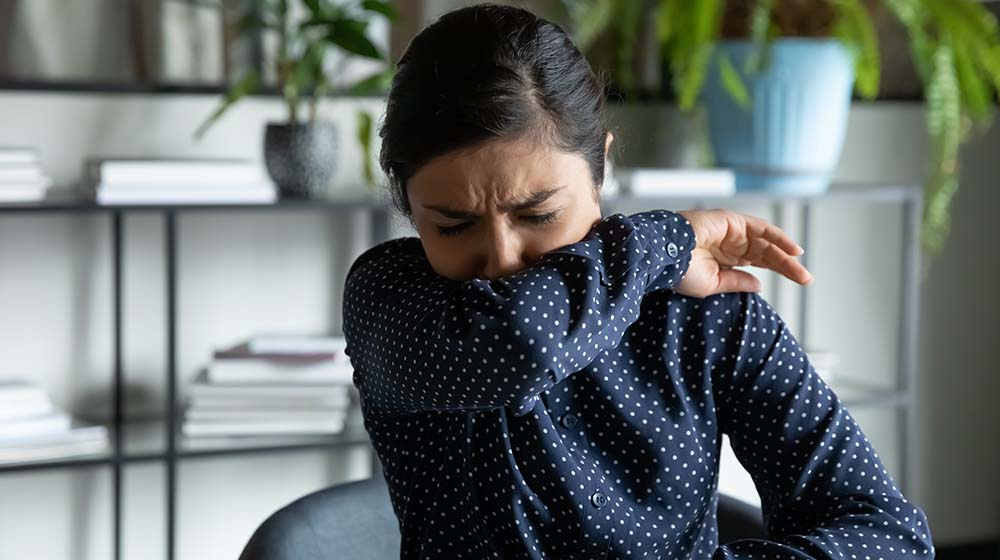 How to Stop Coughing placard | Feature