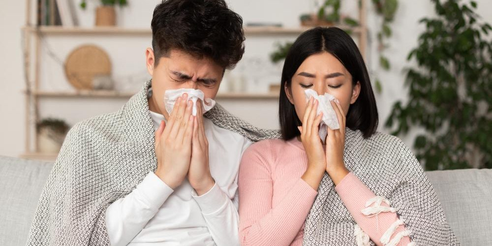 Asian-Couple-Having-Cold | How Long Do Colds Last? What You Need To Know | feature
