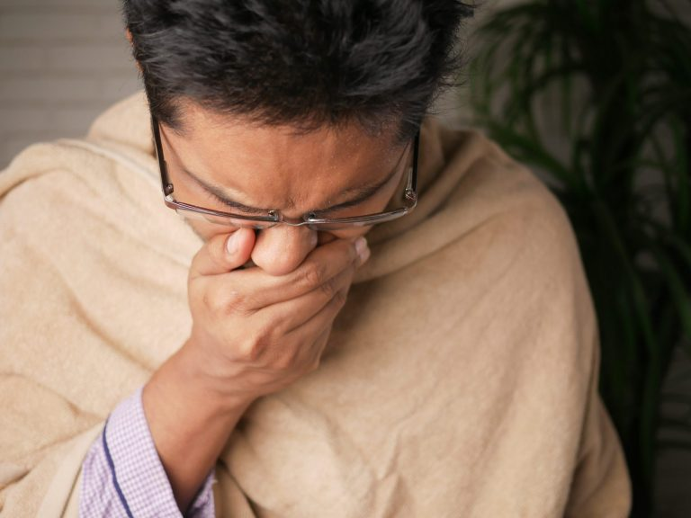 Causes, symptoms, treatments of cough in seniors.